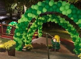Arcos - balões extra (opcionais)