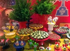 Decor by Brinkae - Maçãs, cupcakes e personalizados - opcionais