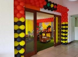 Sinaleira de balões (opcional)
