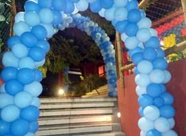 Arcos de balões