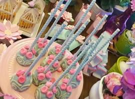 Pop cakes (opcionais)