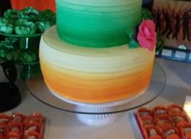 Opcional: bolo com andar