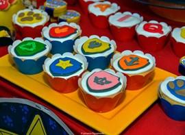 Cupcakes (opcionais)