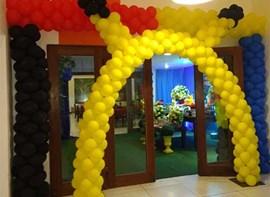 Arco de balões opcional